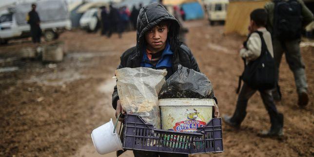 La bataille d'Alep, tournant de la guerre civile syrienne