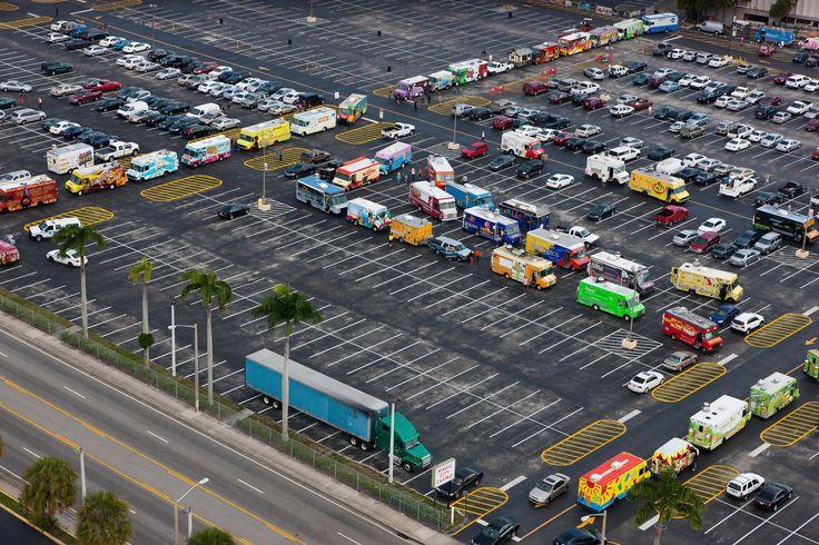 Les Food Trucks de Miami