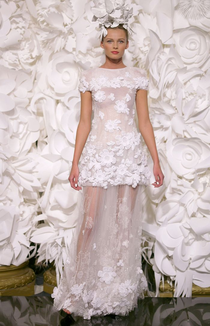 6936de3dd11 31 of the Most Beautiful Chanel Dresses We ve Ever Seen