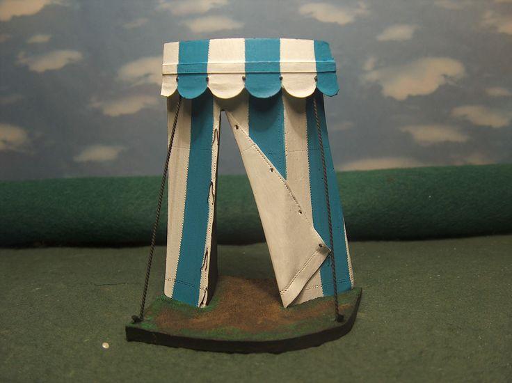 Namiot rycerski