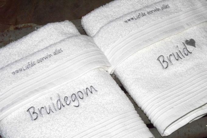 Bath Sheets by Creative Love