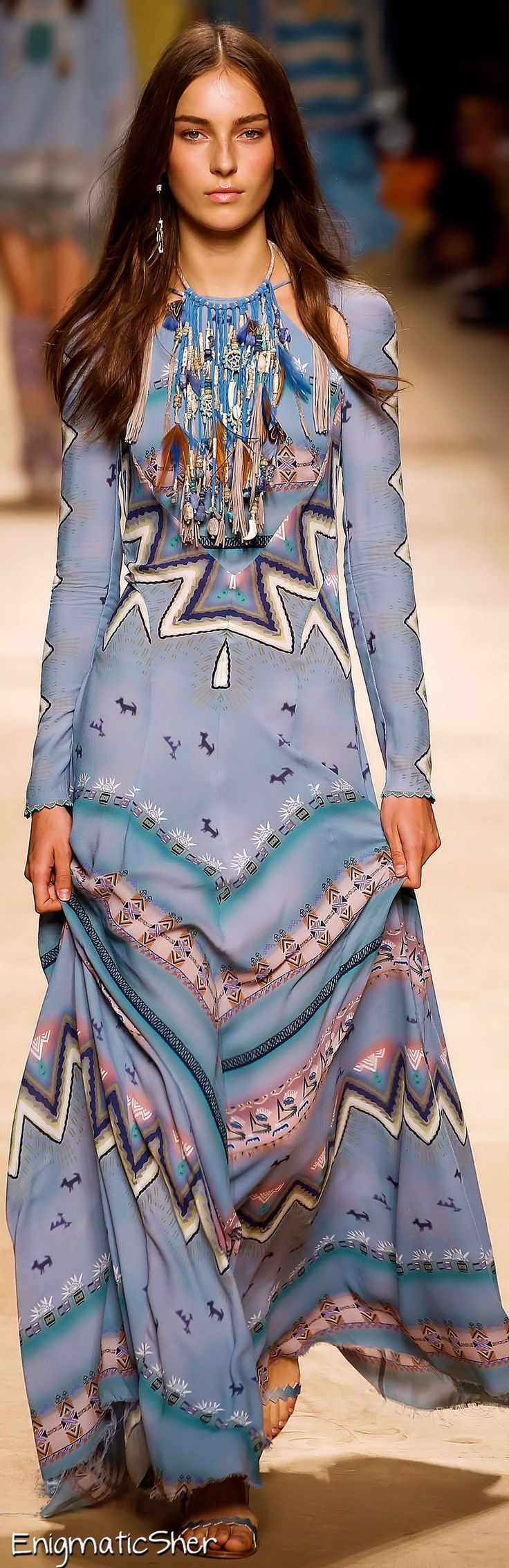 Etro Spring Summer 2015 Ready-To-Wear