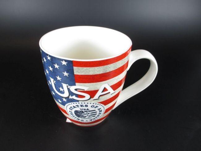 Für alle, die eine extra große Portion Koffeein brauchen um über den Tag zu kommen: extra großer Kaffeebecher mit 500 ml Fassungsvermögen!