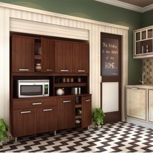 Era Kitchen Cabinet Oak