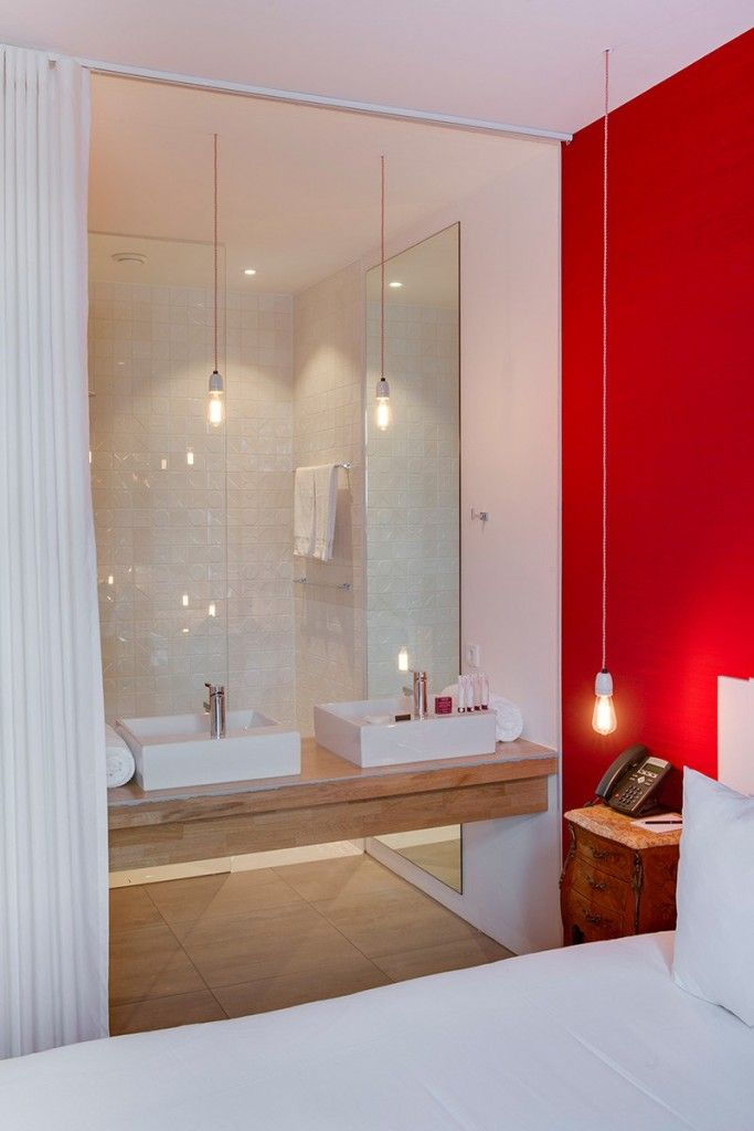 Aplicando Un Toque De Color Conseguimos Un Efecto Moderno. Boutique HotelsFeine  MöbelDie ...