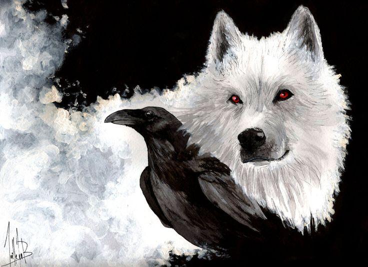 Snow, Snow, Snow by ~HerrMagermilch on deviantART