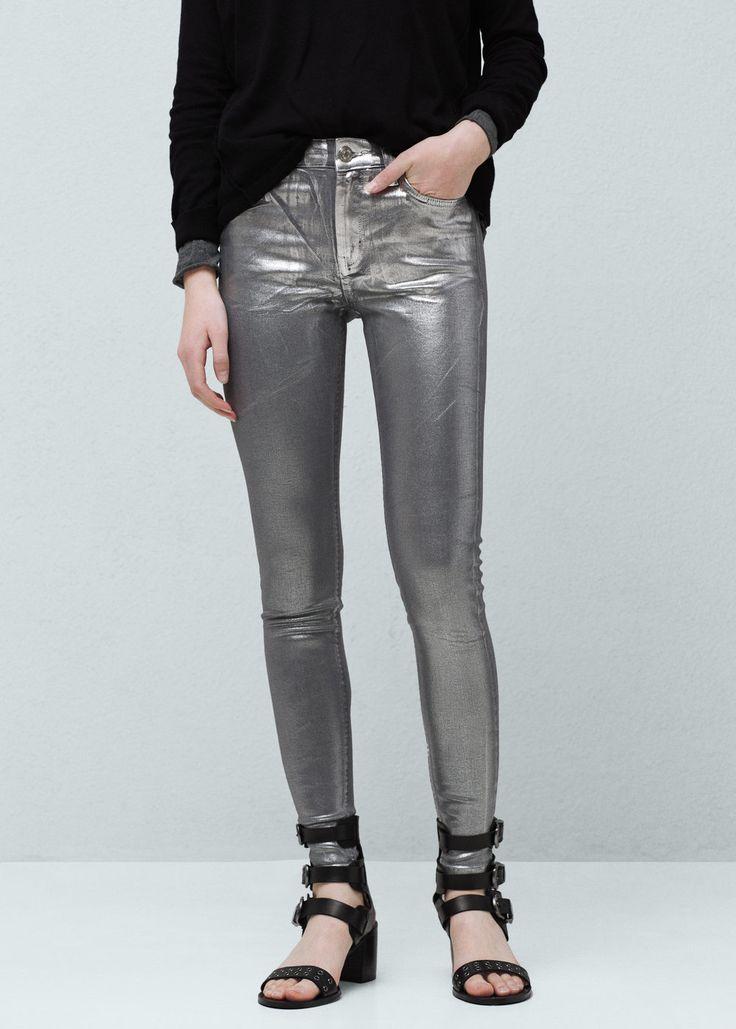 Jean skinny Gloss