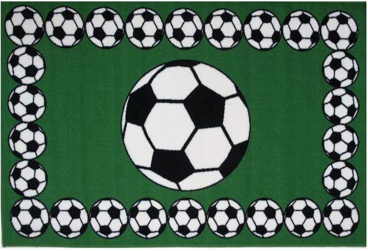 Fun Rugs Fun Time Soccer Time Rug