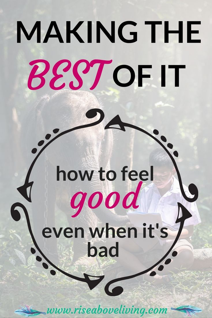 Learn easy and effective feel-good techniques even in a bad or negative situation. Stay positive and transform your life. Free healing guides available. #empower #positivity