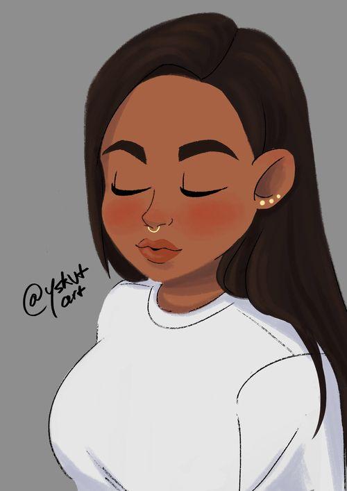 558 best Black Girl Art.! images on Pinterest