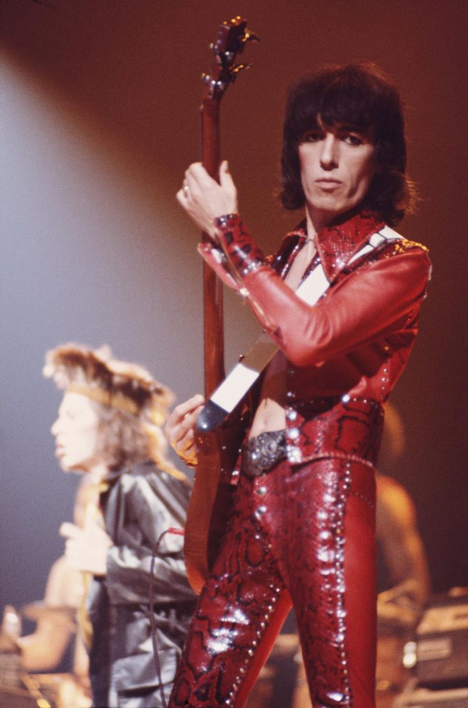 Bill Wyman- Rolling Stones