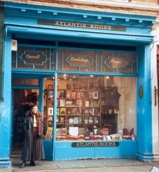 Atlantis Bookstore - London. Oldest Occult & Magick Bookstore in London. Oh how my sister would Luv this! Damn right I must go here! How flipping awesome