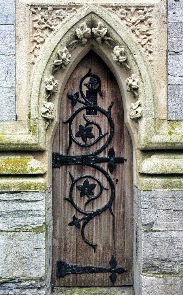 Door in Derry's Clock, Plymouth: Green Collection, Derri Clocks, Entrance Doorway, Ironwork, Front Doors, Iron Doors, Beauty Doorway, Wooden Doors, Architecture Frames Windows