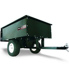 Ohio Steel 14 Cubic Foot Steel Dump Cart - Model: 3448HKD