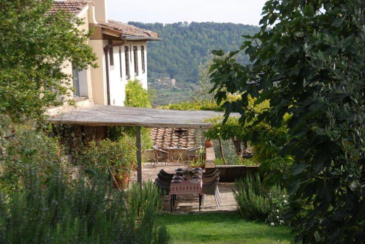 Ricavoli - Rignano Sull'Arno - Firenze http://www.salogivillas.com/en/villa/ricavoli-22D6