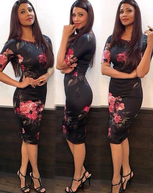 Daisy Shah dress edit