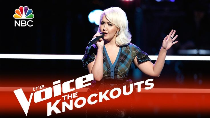"The Voice 2015 Knockouts - Meghan Linsey: ""(You Make Me Feel Like) A Natural Woman. Steven Tyler would be proud. Wish he was a coach on here."