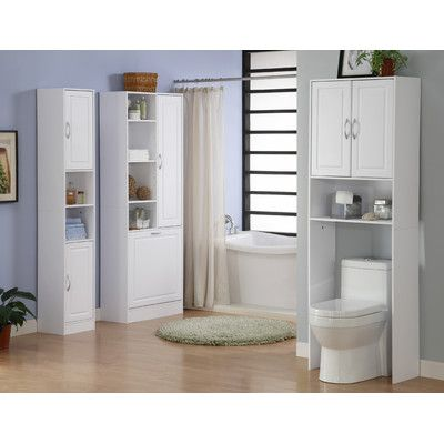 4D Concepts Storage and Organization Over the Toilet Cabinet   Reviews    Wayfair. Best 25  Over the toilet cabinet ideas only on Pinterest