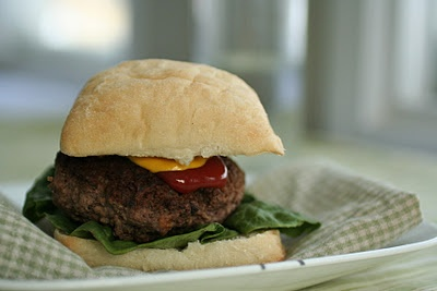 she called it Smoked Cheddar Stuffed Burgers  I call it a Juicy Lucy: Beef Recipes, Book Recipes, Meal Planning, Meals, Food, Stuffed Burgers, Cheddar Stuffed