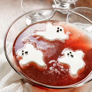 halloween punch decorations