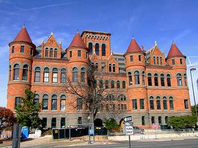 Dallas, TX - I've lived here several times and actually lived downtown and in Deep Ellum so I wasn't too far away from the old courthouse.