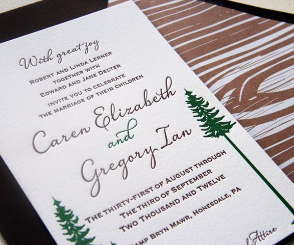 Camping Wedding Invitations: 169 Best Images About Wedding Inspiration On Pinterest
