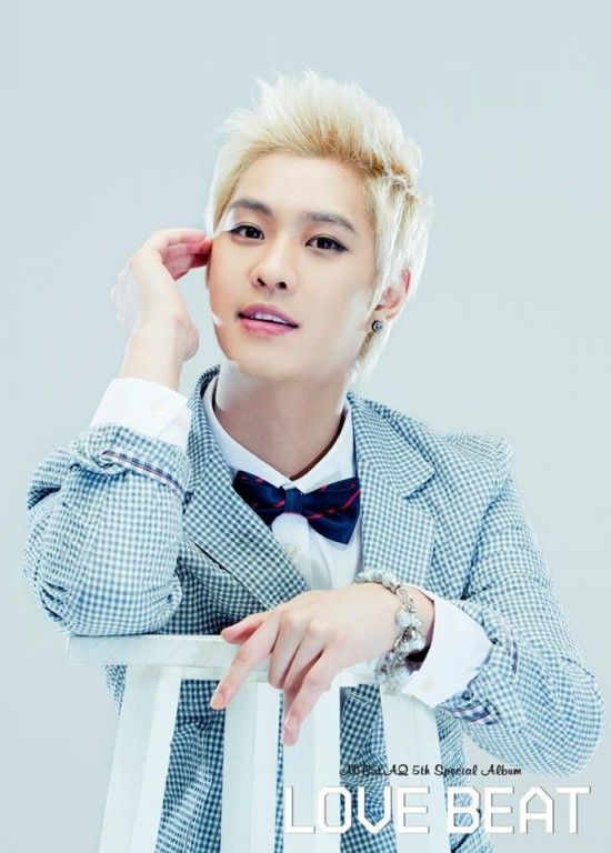 MBLAQ are cheerful and bright in solo image teasers for 'Love Beat'!