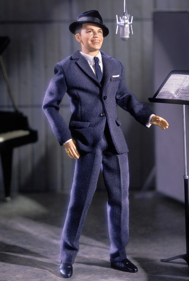 Frank Sinatra — The Recording Years™  Original Price  No Longer Available From Mattel  $39.98