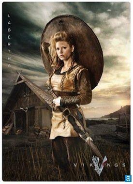 Vikings - Season 2 - Comic-Con 2013 - Promotional Character Cards (4)