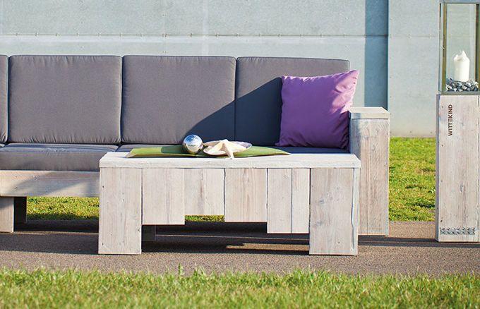 extralanger Lounge Tisch im eleganten Design » WITTEKIND