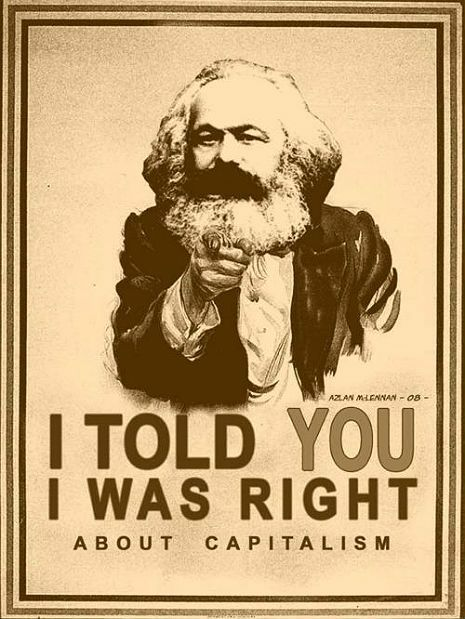 21 best images about Karl Marx on Pinterest | Told you, Dangerous ...