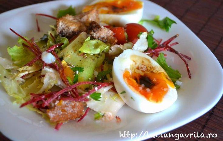 Salată balcanică – Bacău Expres