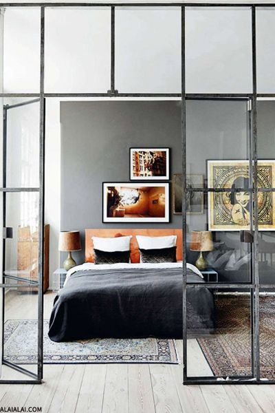 Crittall doors and windows