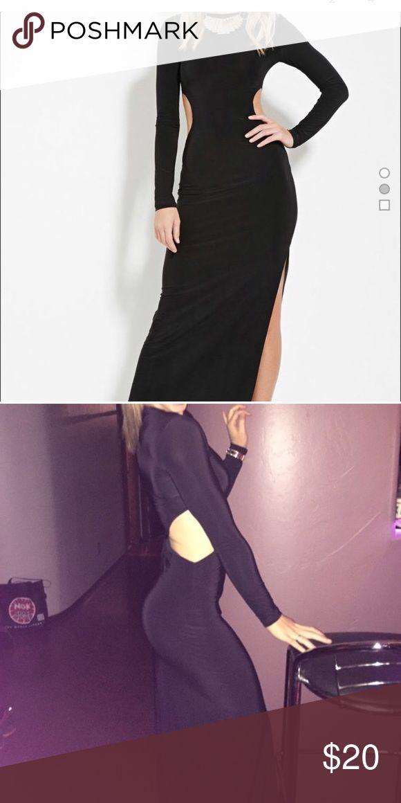 Maxy black dress Super sexy maxi dress Dresses Maxi