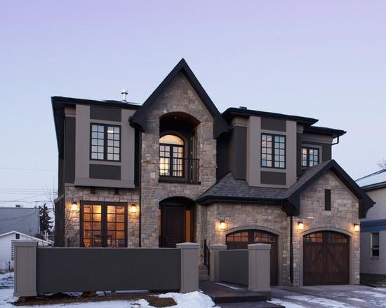 Best 25+ Stone exterior houses ideas on Pinterest | DIY exterior ...