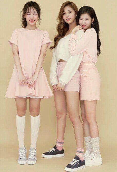 Minhas anjinhas, Nayeon, Tzuyu e Sna