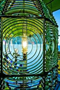 Cape Blanco Lighthouse ~ Photo by Lance & Cromwell