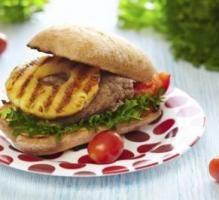 Recette - Burger HAWAÏEN - Proposée par 750 grammes
