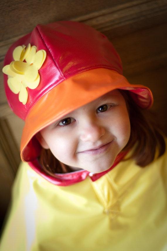 My Kids Lids Shop Handmade Rain Hats And Ponchos Rain Boot Gear Waterproof Clothing Jacket Coat Umbrella Poncho K Kids Rain Gear Kids Rain Wear Raincoat Kids