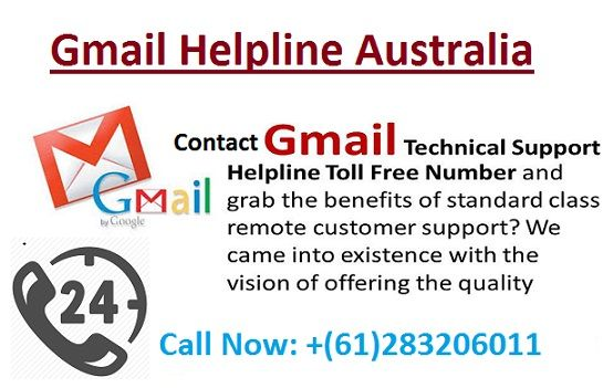We are third party service provider for Gmail in Australia.  Just dial our Gmail Technical Support Number Australia +(61)283206011 and get the more efficient answer to your queries. Also, you can visit our website for more details: