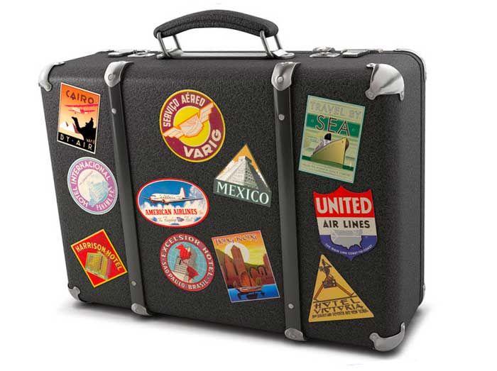 Как упаковать чемодан, чтобы все вошло!