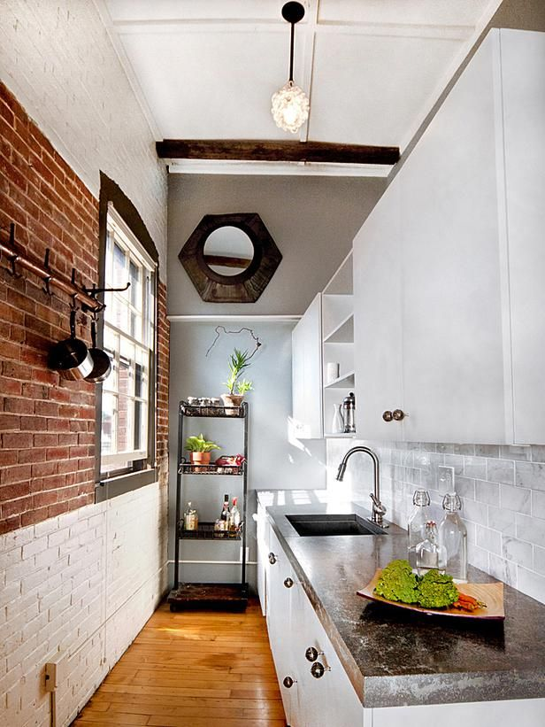 Eclectic Kitchens from Tyler Karu on HGTV