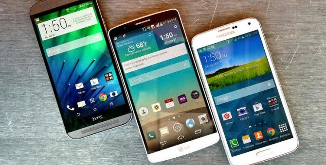 Android alternatives to the Apple iPhone 6