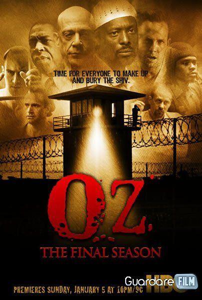 an analysis of oz a hbo miniseries drama Oz, the ultra-violent prison drama from the makers of the sopranos, is one   once again, hbo has proved that programmes are only risky if.