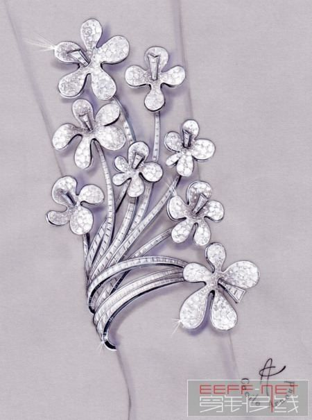 3069 best Jewellery sketching ^_^ images on Pinterest ...