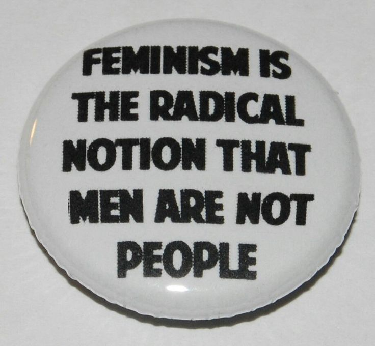 What do feminism fight for?