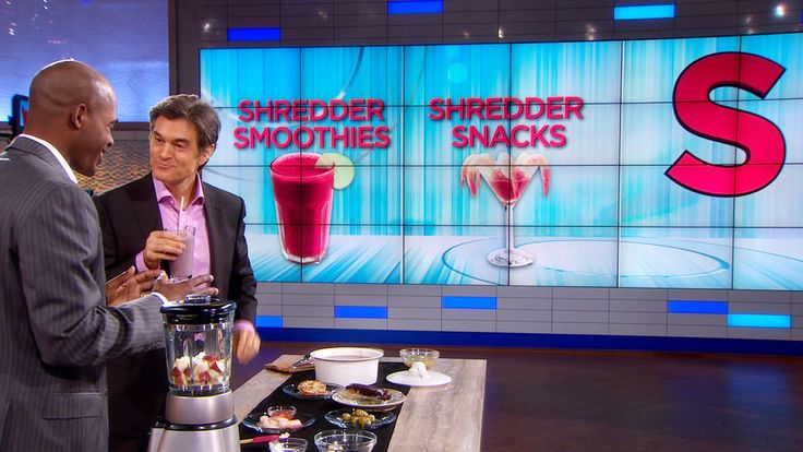 Fat-Shredding Smoothies, Snacks & Soups | The Dr. Oz Show | Follow this board for all the latest Dr. Oz Tips! -- Dr. Ian Smith reveals three simple recipes to rev your metabolism. Get his favorite fat-shredding smoothies, snacks and soups.Watch Dr. Ian Smith explain his revolutionary new diet plan. Read more about the Shred Diet.Try Dr. Ian Smith's energizing blueberry-pear smoothie. Boost your...