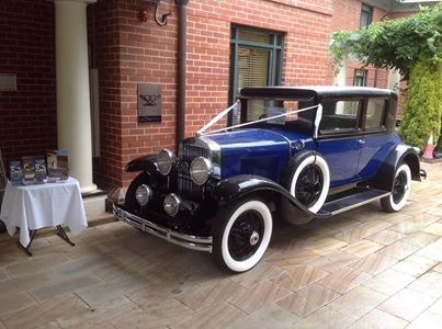 Meet Ava, this beautifully restored classic car would be perfect for your special day. https://www.facebook.com/BlueMountainsLimousine