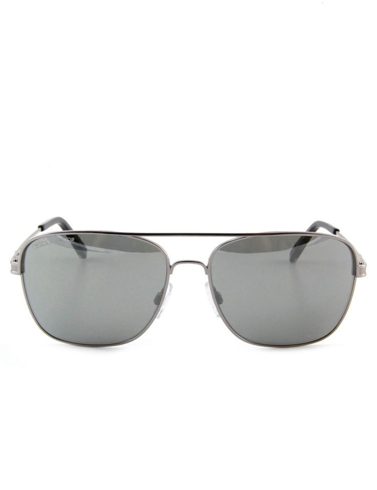 Dsquared sunglasses (U-54-So-31170) - One Size - silver. Luxurious Dsquared sunglasses. Glasses with fine color. Lightweight metal frame. Double nose bridge. Adjustable nose pads made of silicone for extra comfort.