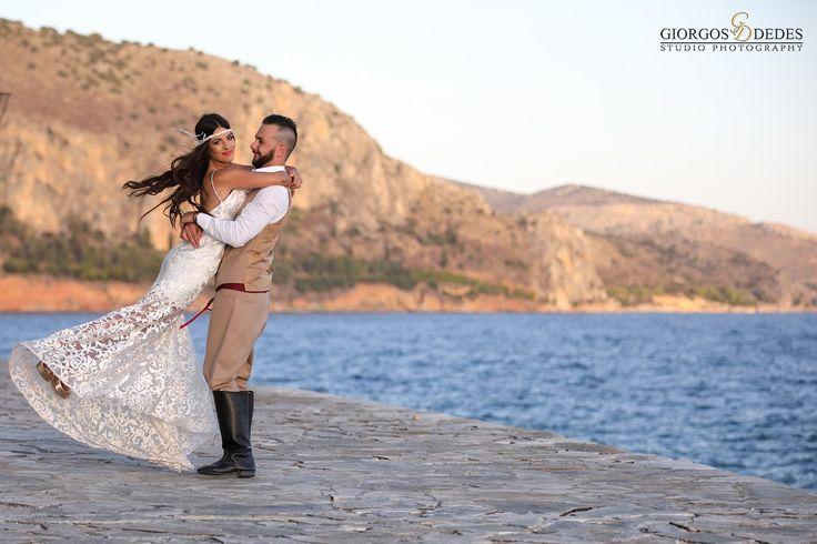 Φωτογράφιση γάμου-βάπτισης στο Ναύπλιο
